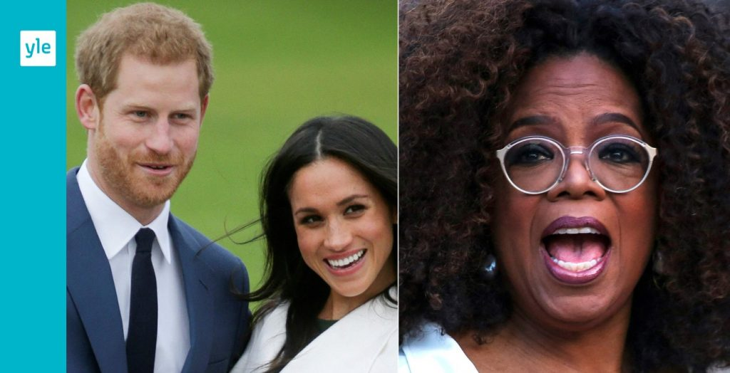 The princes in an interview with Oprah Winfrey - Harry and Meghan accuse the British royal family of racism |  Foreigner