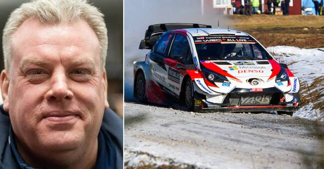 Cross: 'Toyota drivers will be hard to beat' |  SVT Sport
