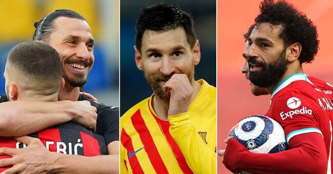 Big clubs launch Premier League - UEFA rages on the news