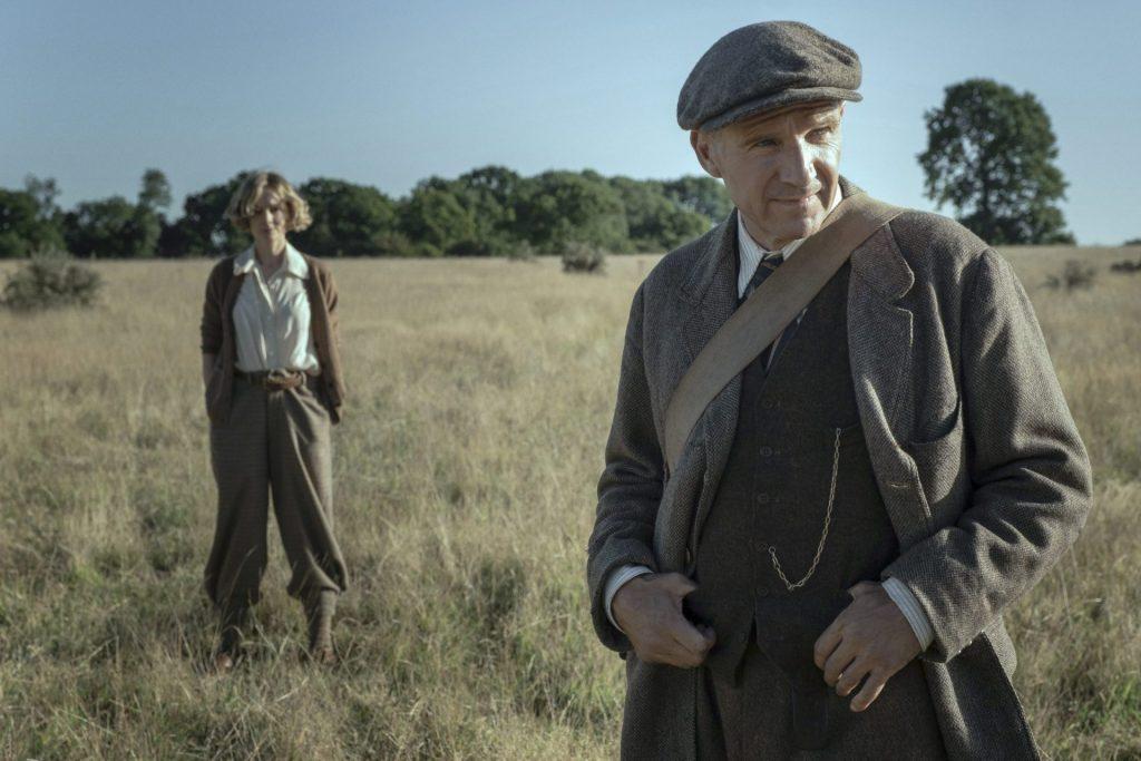 The Dig - Sobert, British drama