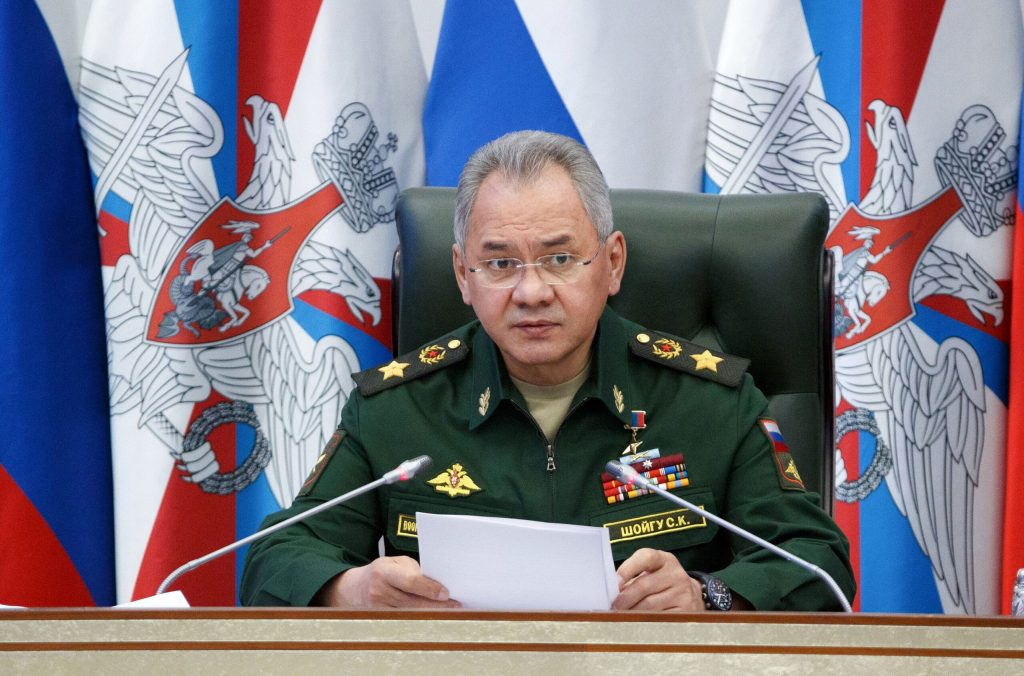 Moscow: Order the Russian soldiers to withdraw