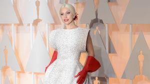 Lady Gaga, Oskarsgalan 2015