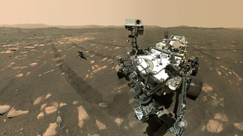 A new landmark on Mars - the Golden Box produces oxygen