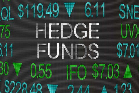 A record quarter for hedge funds
