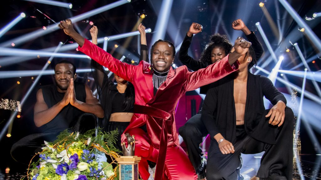Brakseger for Tusse in Melodifestivalen - Voices is home with both Swedish people and the jury |  Culture and entertainment