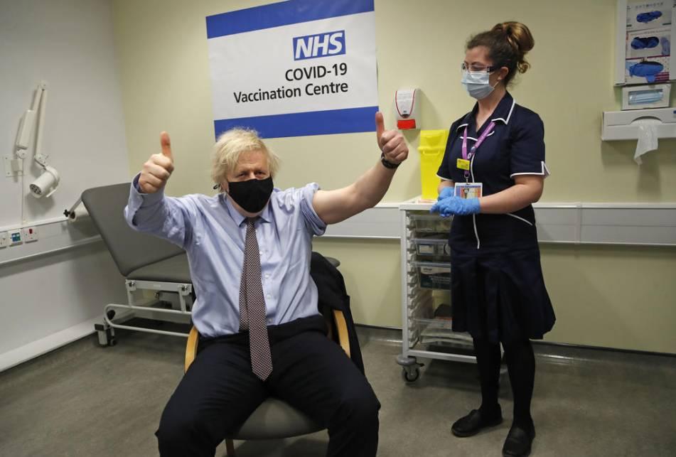 British church leaders warn of vaccination passport