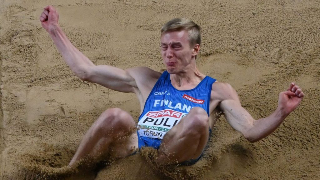 Cannon jump that nobody could see directly - Christian Bolle set a Finnish record and won his first European Championship medal in Finland in more than 20 years    Sports