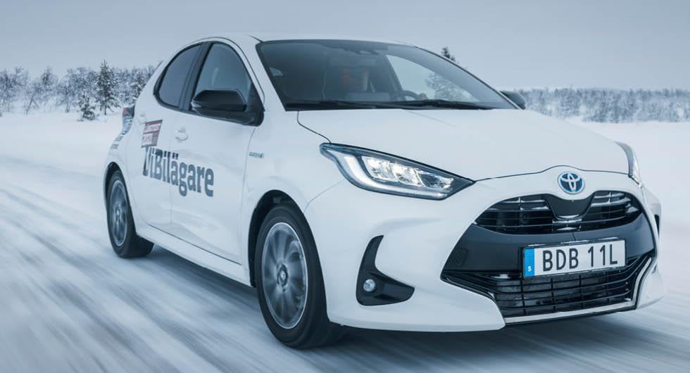 Car of the Year 2021 Nominated - Toyota Yaris is ahead of the competition