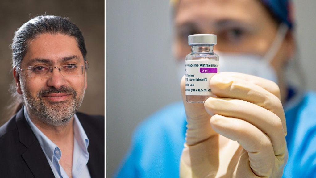Corona vaccine, researcher Astra Zeneca, urges calm