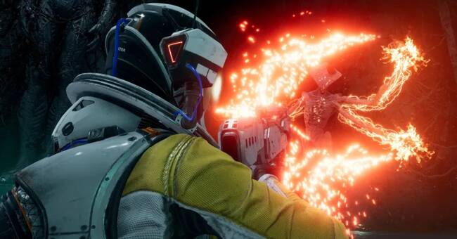 Death and resurrection in space in the new video game Returnal