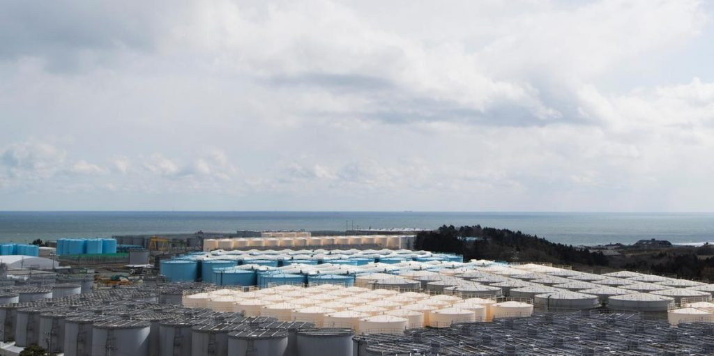 Fukushima Water Release - 'a matter of concern'