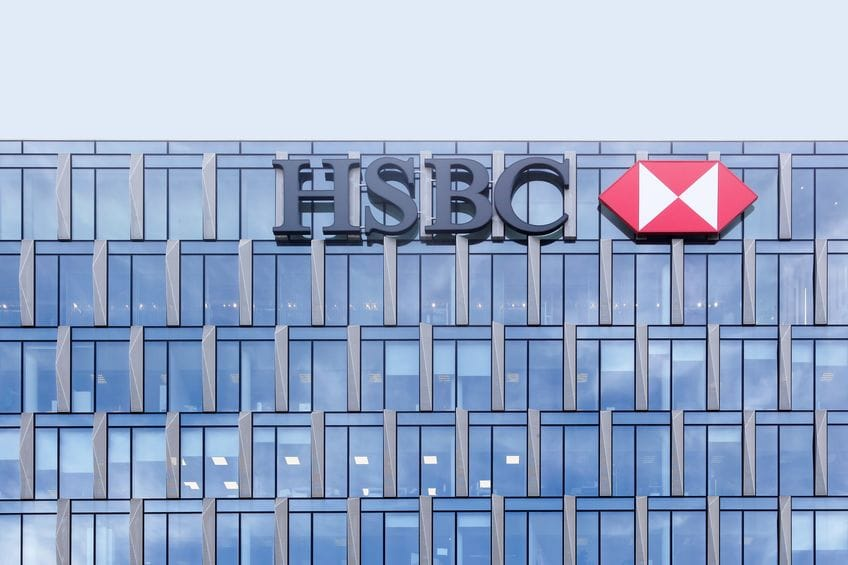 HSBC revenue increased by more than 100% during the first quarter