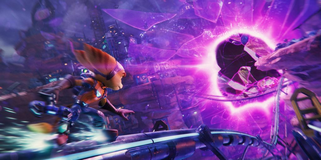 Insomniac People: Ratchet & Clank Rift Apart is 'Coolest Game Ever'