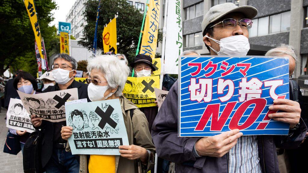 Japan will release Fukushima water