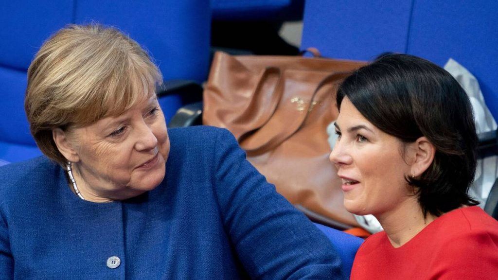Leader: Germany is turning green