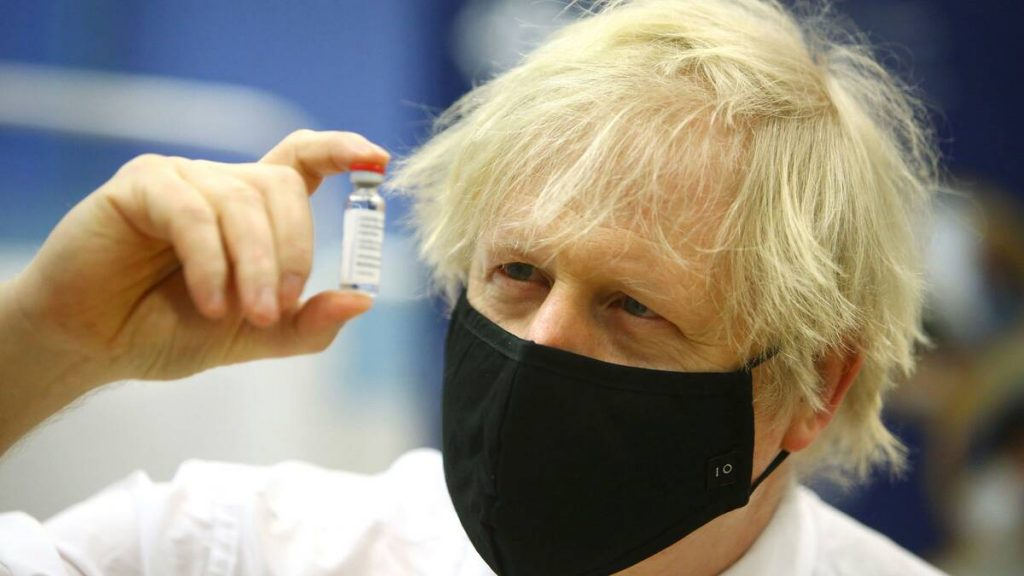 More than 20 million Britons have been vaccinated