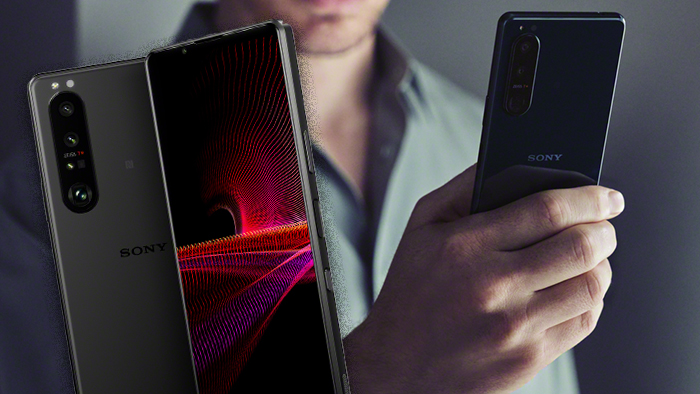 New 5g-Xperia movies with 4K resolution - 120fps