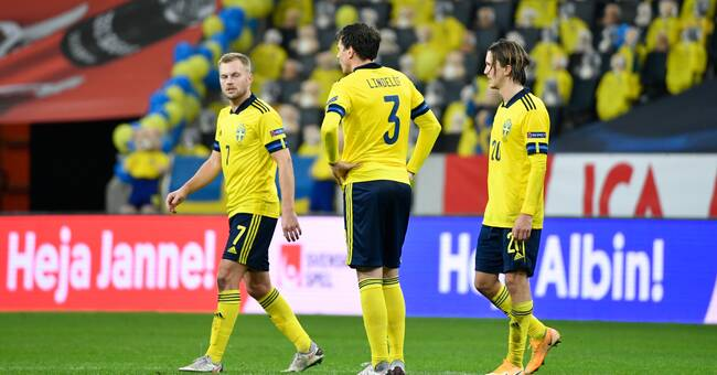 New bids - Sweden could get two new places in the European Championships