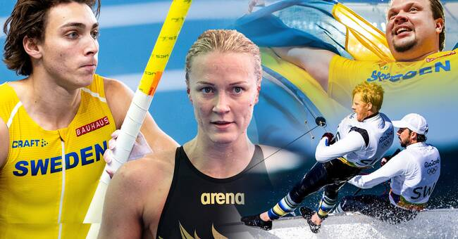 Predictions: The Tokyo Olympics will be the best in Sweden in the modern era