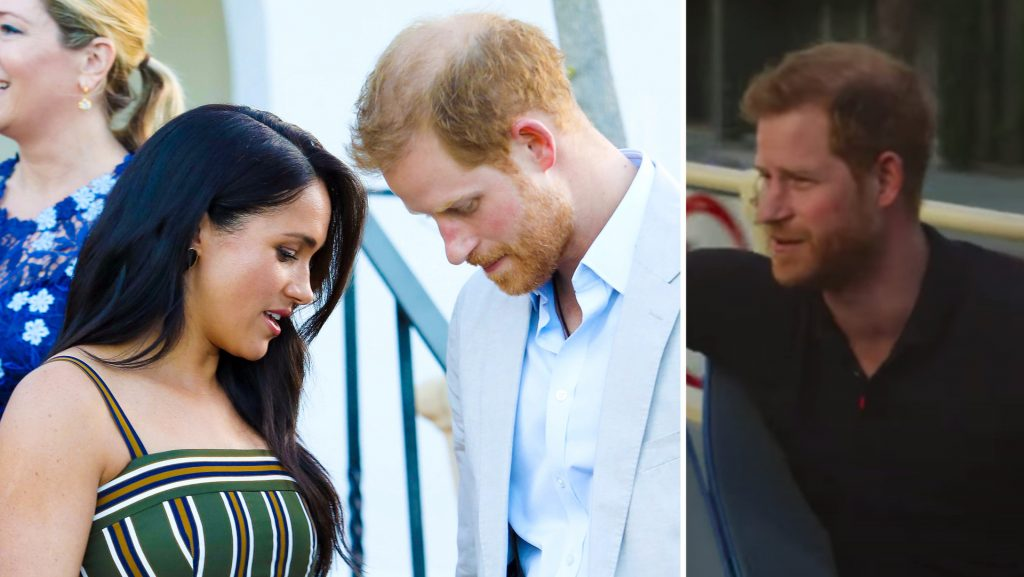 Prince Harry: This is why we left the United Kingdom
