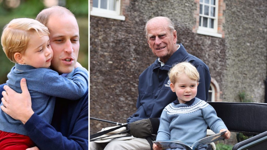 "Prince William about grandfather Philip: ""Be extraordinary"""