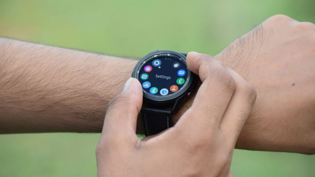 Samsung Galaxy Watch 4 might look a little different