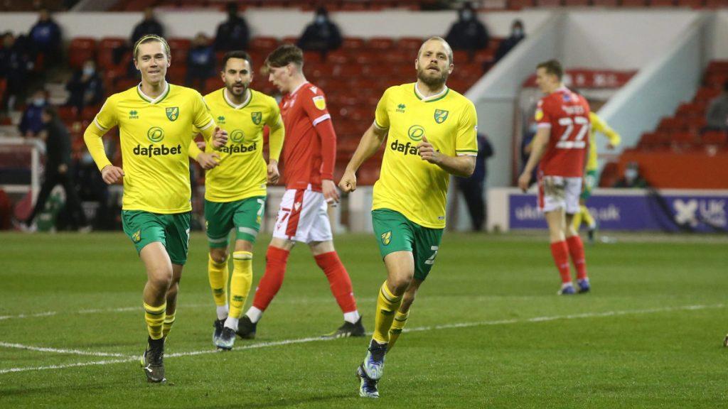 Teemu Pukki's impressive performance of goals continues - Kotkasonen leads Norwich to a ninth straight win |  Sports