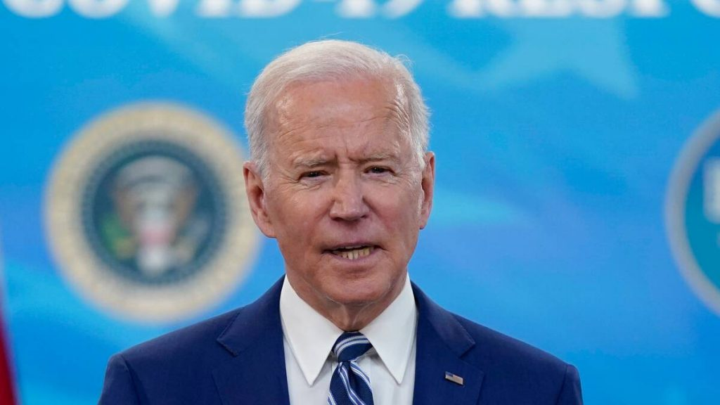 The United States is pushing hard for a global tax floor - to help Biden at home