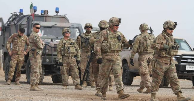 The United States will recall its forces from the United States on 11 September