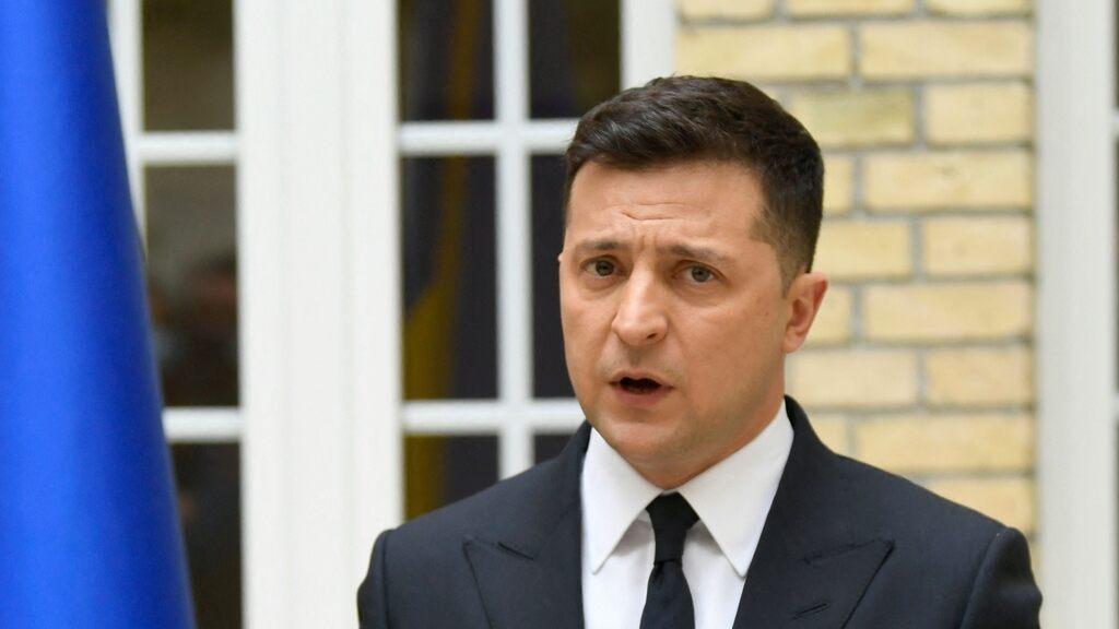 Ukrainian President Zelensky wants to meet Putin in Donbas