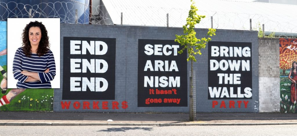 Wants to unite the working class of Northern Ireland |  The proletariat