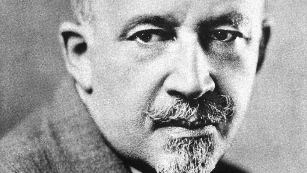 New books on the black pioneer WEB Du Bois