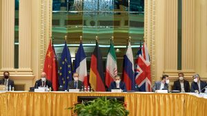 EU delegation in Vienna discusses Iran nuclear deal in an effort to include the United States