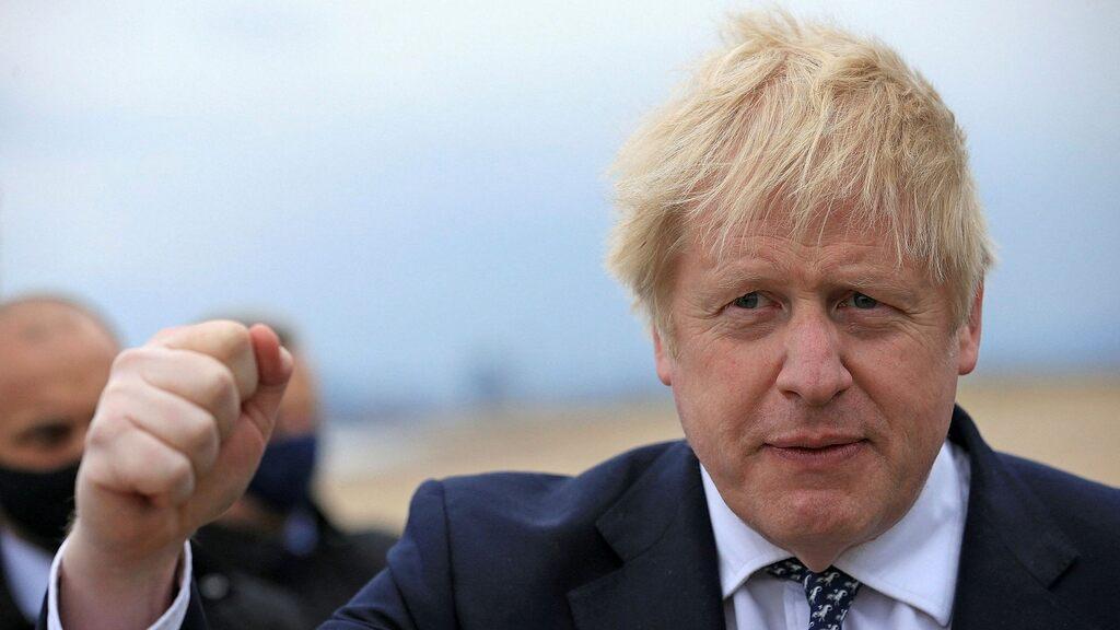 The reconstruction of Boris Johnson's apartment raises questions