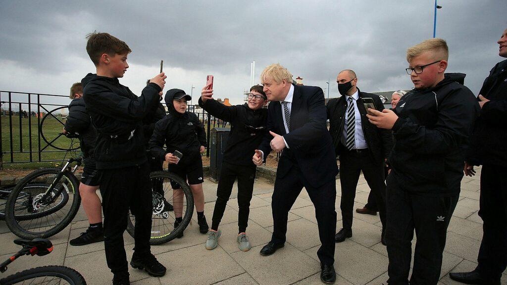 Take advantage of Boris Johnson ahead of the Hartlepool By-election