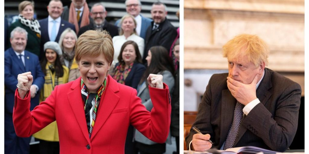 Scotland's EU dream could split Britain