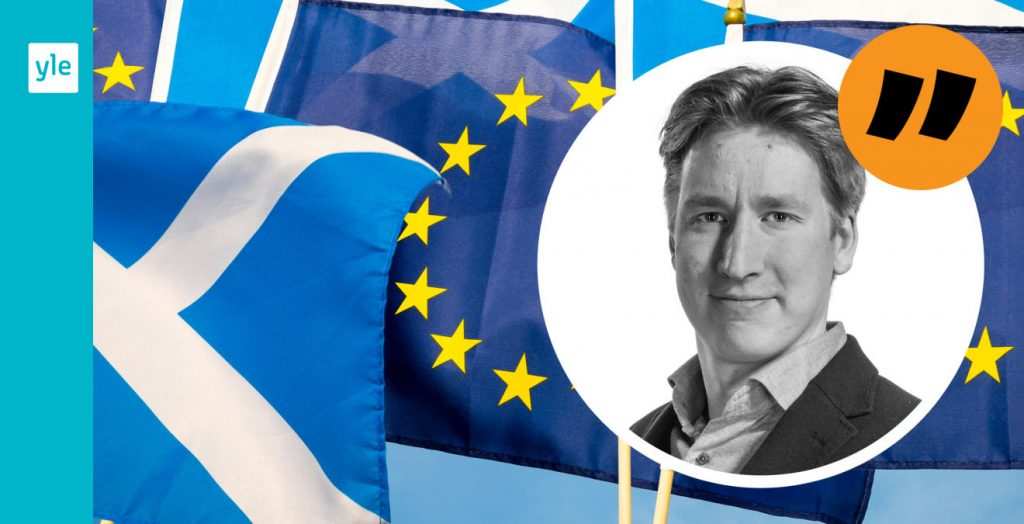 Comment: The path to an independent Scotland is even longer - and the path for EU members is longer |  Foreign