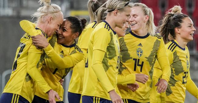 Sweden will face the United States in the Olympic group match