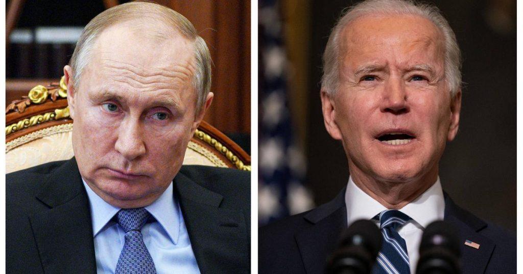 Biden meets Putin in Geneva in June - Cidsvenskan