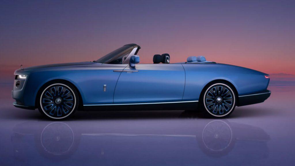 "Rolls-Royce Boat Tail – ""mest ambitiösa vi byggt"""