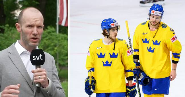 """Expert Niels Ekman: """"a one percent chance that they beat Tre Kronor"""""""