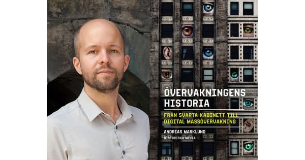 A new book on more than 500 years of surveillance scandals