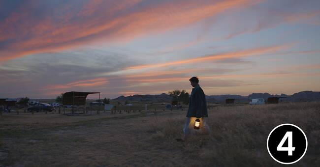 A sad saga across the mythical soil of America in the land of Nomads