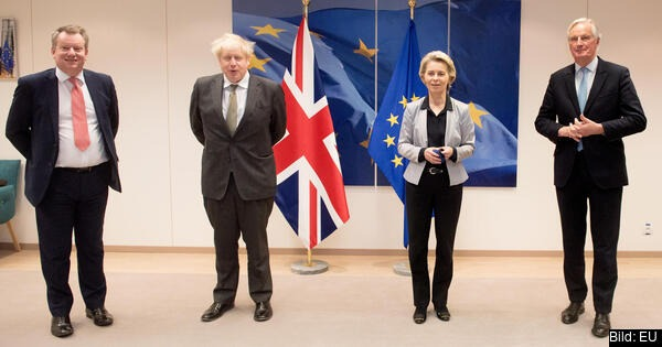 After a spirited dinner: the decision to leave the European Union no later than Sunday