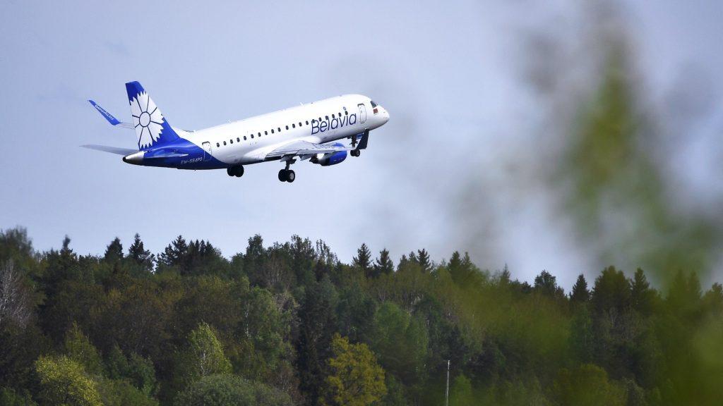 BELAVIA FLYGPLAN LANDAR PÅ ARLANDA TROTS EU ÖVERENSKOMMELSER