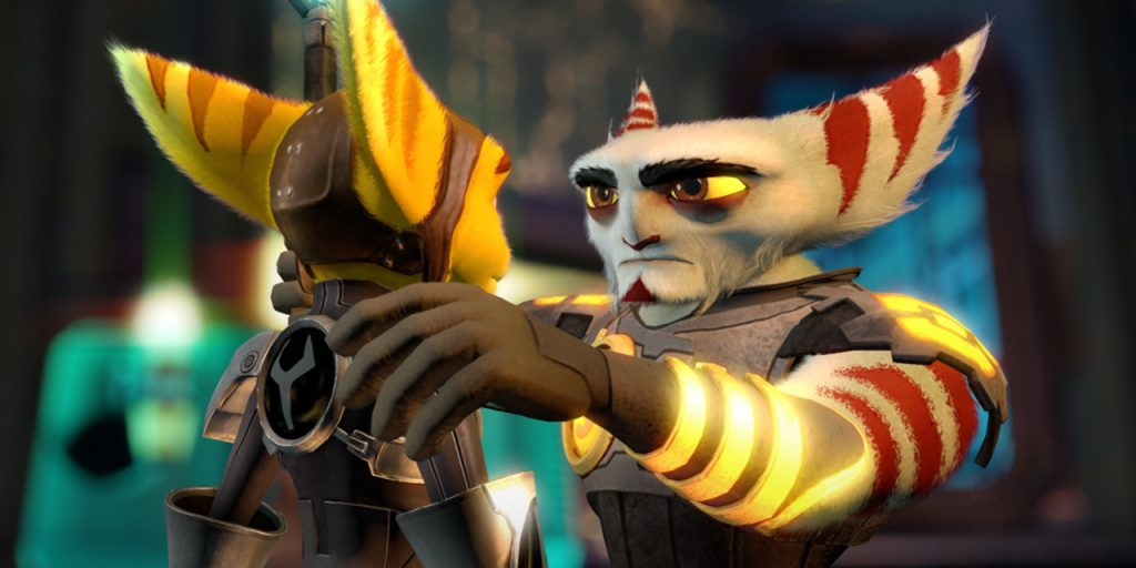 Before Rift Apart - vote for the figure curve for Ratchet & Clank!
