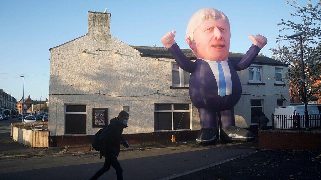 Boris Johnson keeps winning - then the party pops up