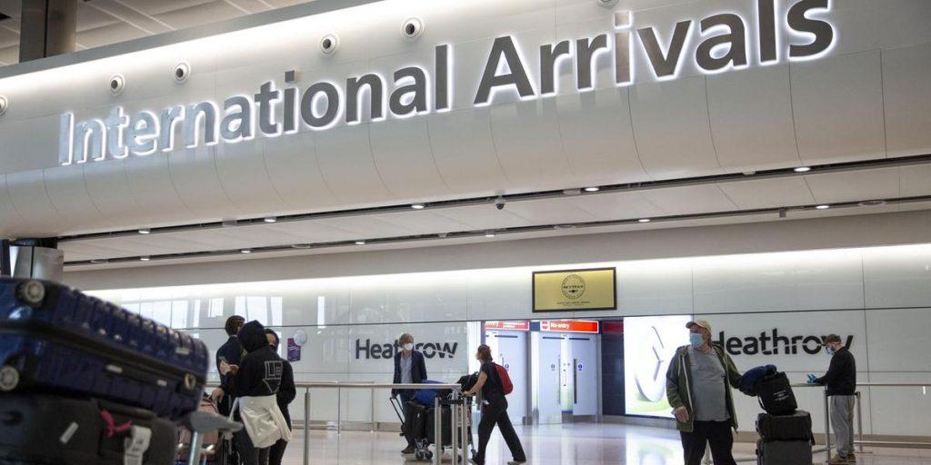Britain stops travel - fears of the Brazilian Corona virus