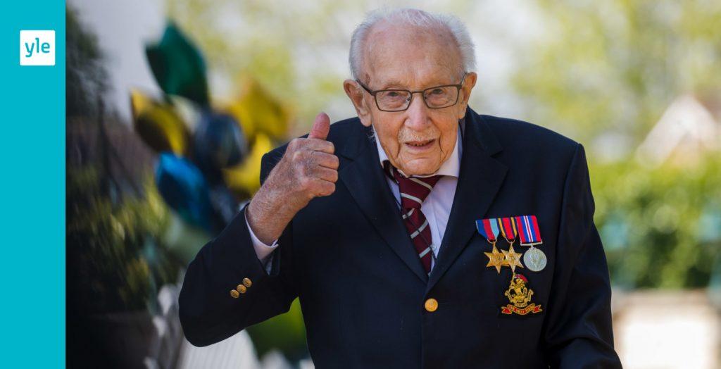 British anti-virus fighter Sir Tom Moore dies at 100 |  Foreigner