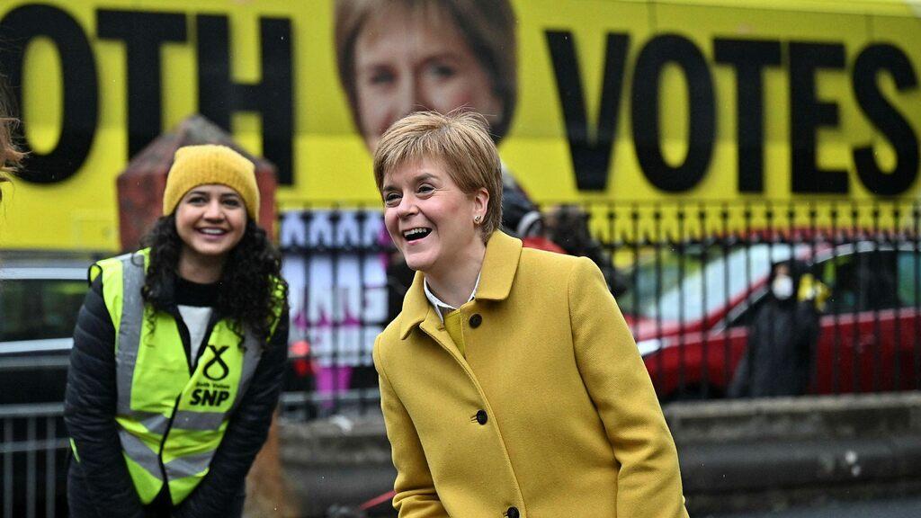 British polls closed - more interest in Scotland